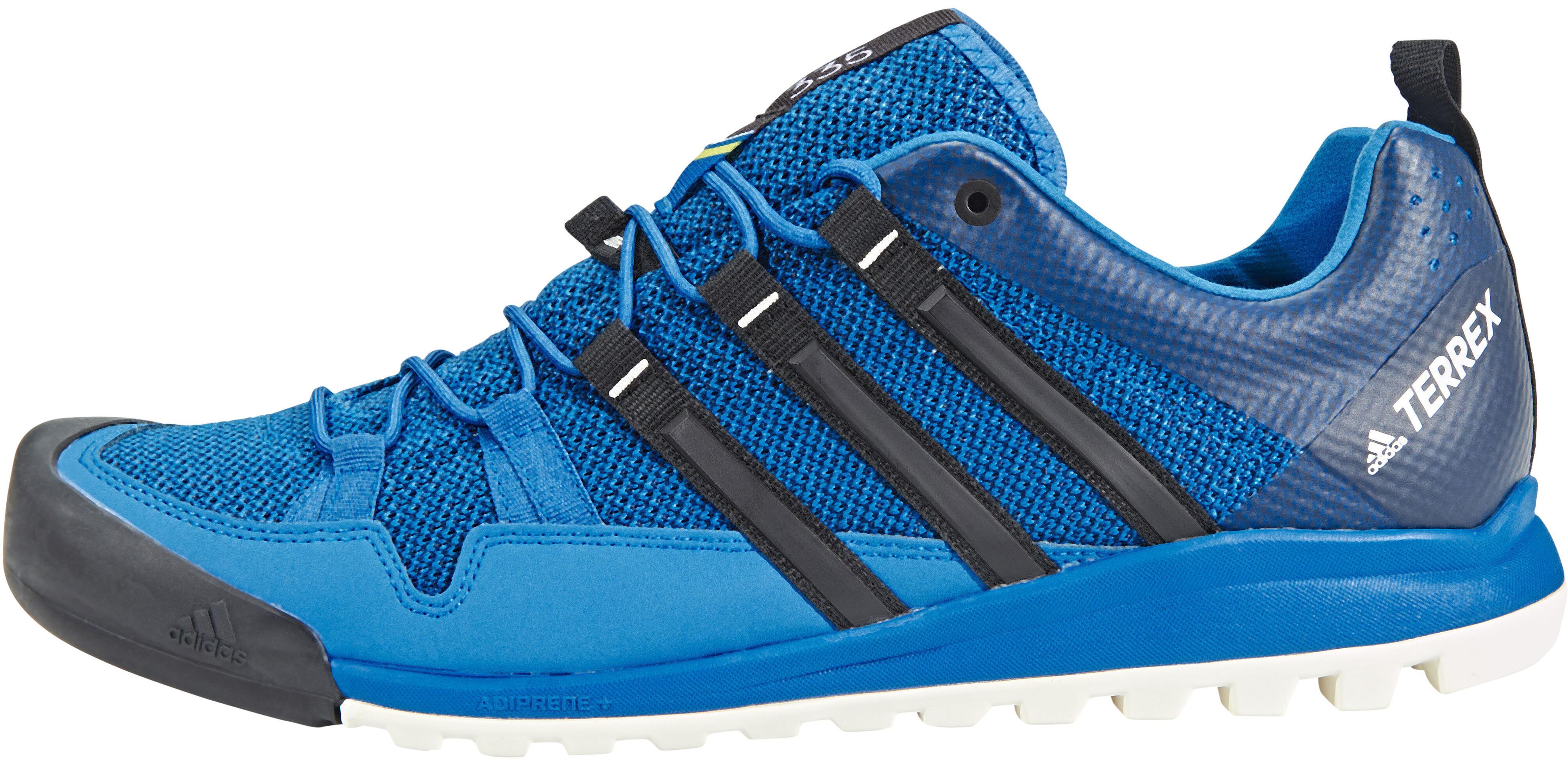 ea1c03f2b adidas TERREX Solo Shoes Men core blue/core black/collegiate navy at ...